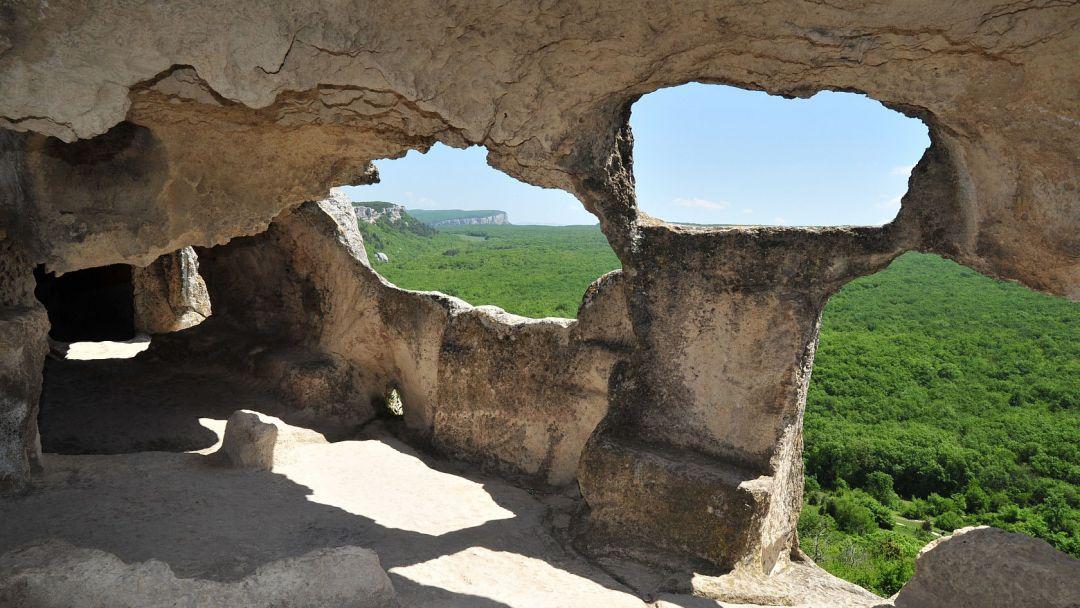 Экскурсия Большой Каньон и пещерный город Эски-Кермен.