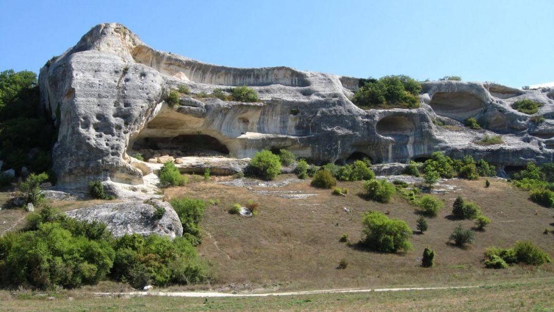 Большой Каньон и пещерный город Эски-Кермен. - фото 2