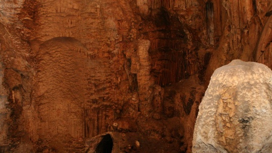 Экскурсия Подземный мир Чатыр-Дага в Гурзуфе