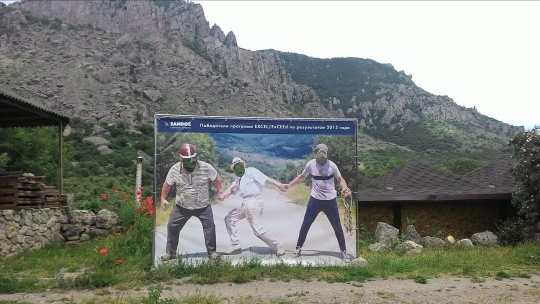 """Джип-тур """"По Следам Кавказской пленницы"""" - фото 14"""