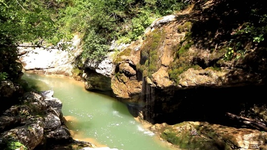 Апшеронский район. Гуамское ущелье - фото 6
