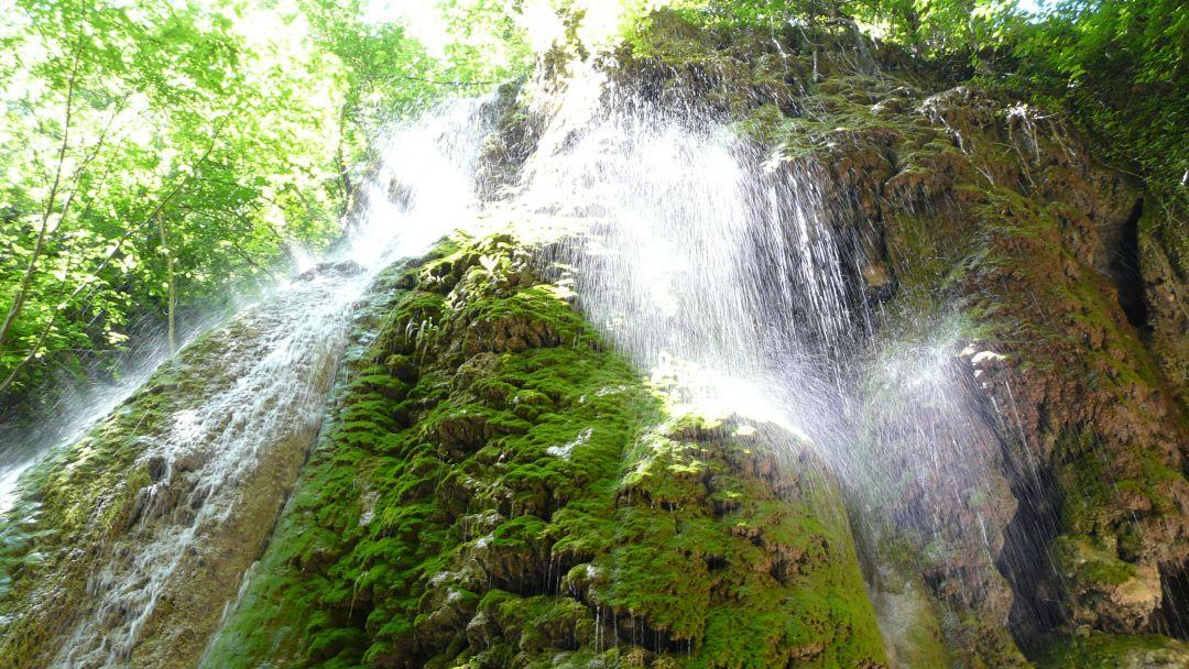 Гебиусские водопады - фото 1