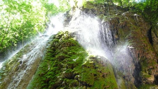 Экскурсия Гебеусские водопады в Новороссийске