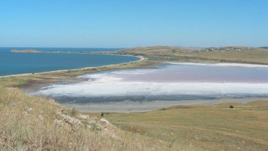 Экскурсия Озеро Чокрак в Феодосии