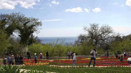 Экскурсия Ботанический сад в Гурзуфе