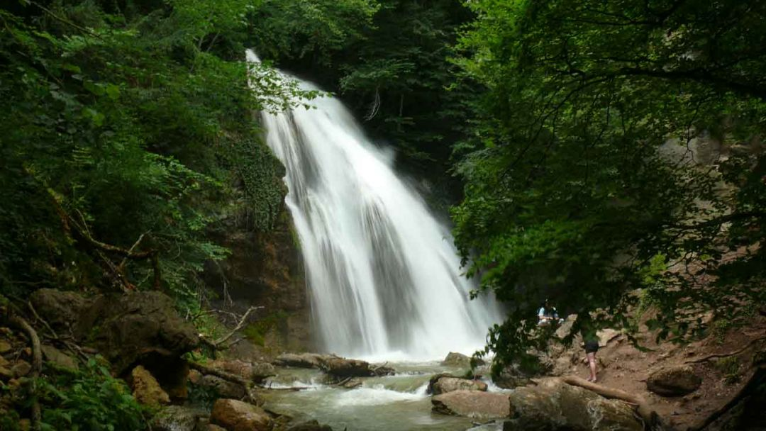 Гора Демерджи и водопад Джур-Джур - фото 2