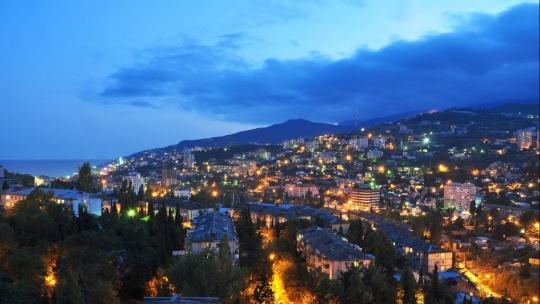 Экскурсия Вечерняя Ялта в Феодосии
