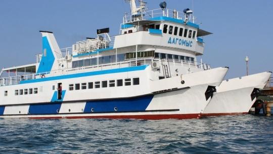 Экскурсия Морская прогулка на корабле в Сочи
