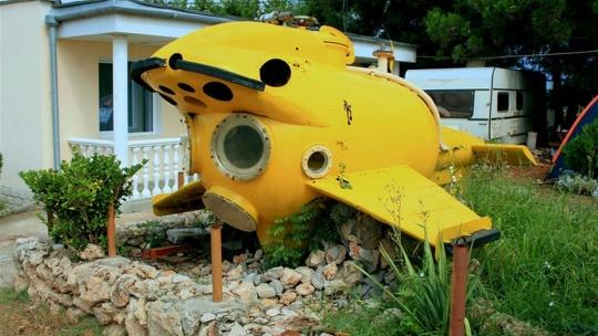 Экскурсия Погружение в Музей якорей,Подводная лодка «Малютка» по Любимовке