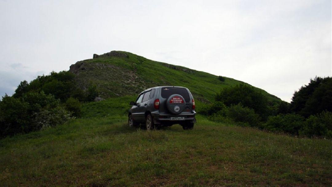 Места силы Алушты. Гора Пахкал-Кая - фото 2