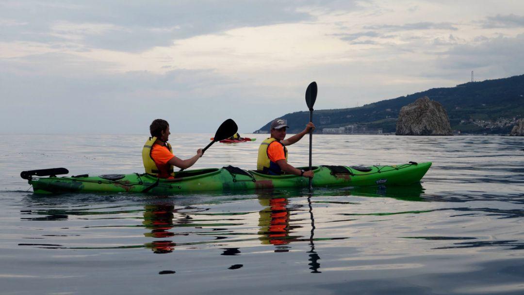 Каякинг Тур: Партенит - Аю-Даг - острова Адалары - фото 2