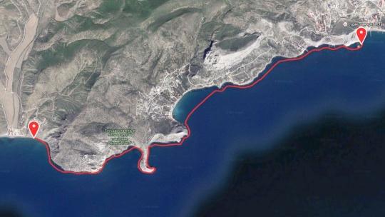 Каякинг Тур: Судак - Новый свет - мыс Капчик - Царский пляж - фото 3