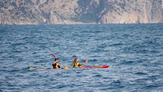 Каякинг Тур: Партенит - Аю-Даг - острова Адалары - фото 4
