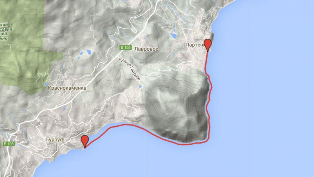 Каякинг Тур: Партенит - Аю-Даг - острова Адалары - фото 5