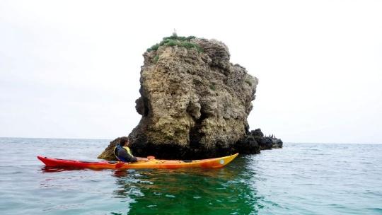 Морской каякинг Голубая бухта - Балаклава - фото 5