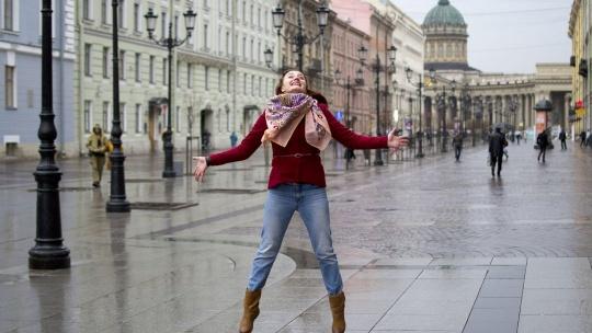 Экскурсия Невский проспект и  дядя Фади  в Санкт-Петербурге