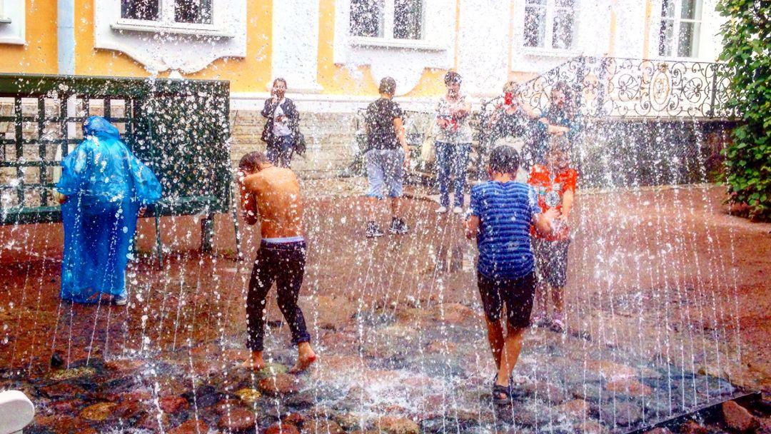 Прогулка по фонтанам Петергофа с частным гидом - фото 3