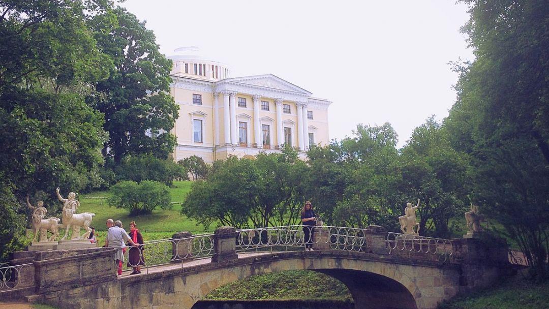 Царское Село и Павловский парк - фото 2
