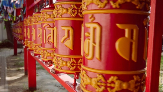 Экскурсия Самый северный буддийский храм ДАЦАН в Санкт-Петербурге