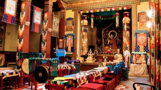 Самый северный буддийский храм ДАЦАН - фото 2