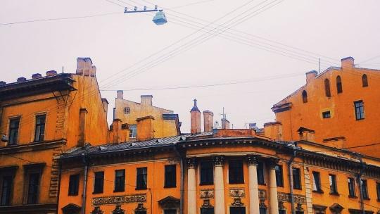 Экскурсия Уроки экскурсионного ориентирования в Санкт-Петербурге