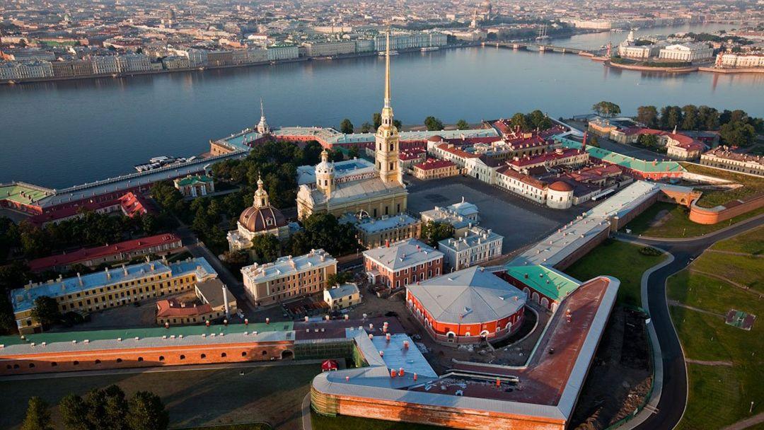 Экскурсия Кунсткамера и обзорная экскурсия по Санкт-Петербургу