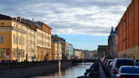 Обзорная экскурсия по Санкт-Петербургу - фото 3