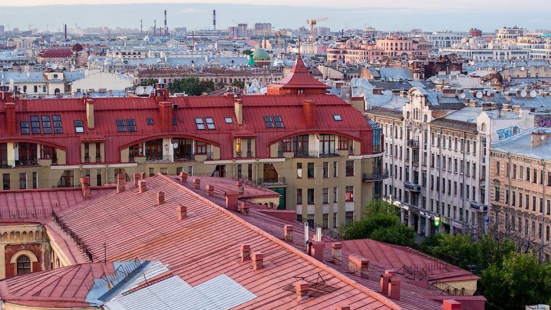 Экскурсия по крышам Петербурга - фото 2