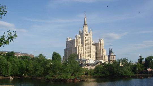 Экскурсия Легенды Сталинских высоток по Москве