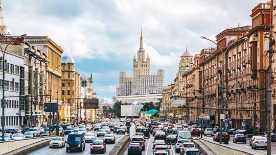 Экскурсия Поющий автобус: концерт и экскурсия в одном по Москве