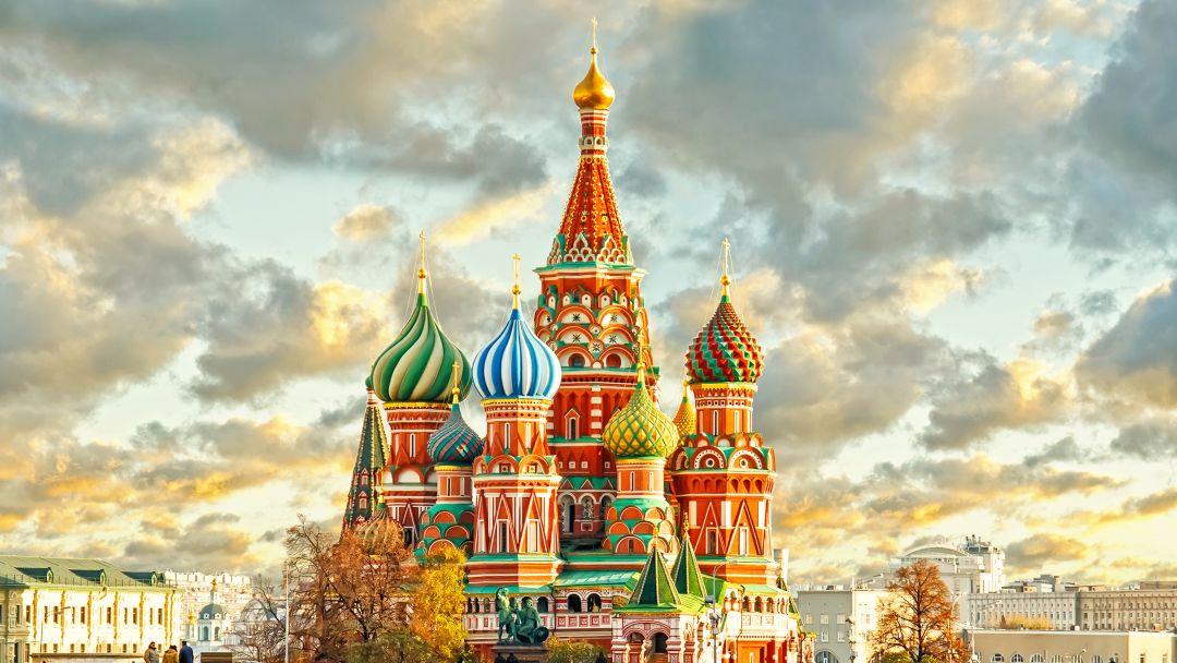 Экскурсия Сказочная Москва