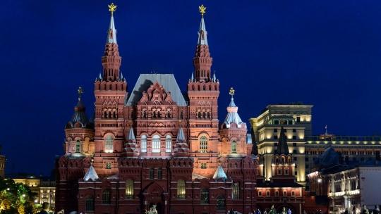 Огни Москвы: обзорная экскурсия по вечерней Москве - фото 2