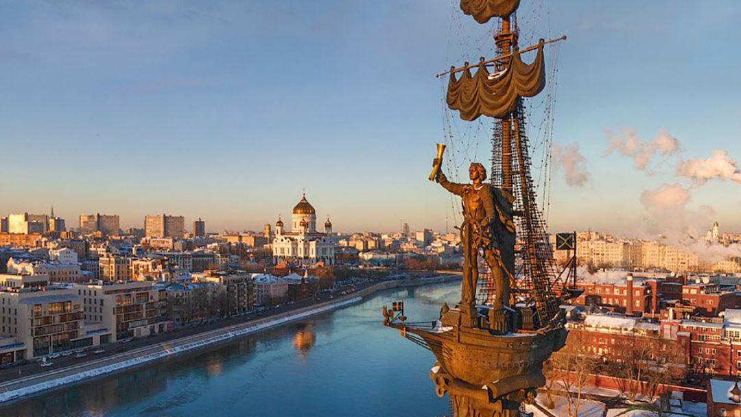 Огни Москвы: обзорная экскурсия по вечерней Москве - фото 5