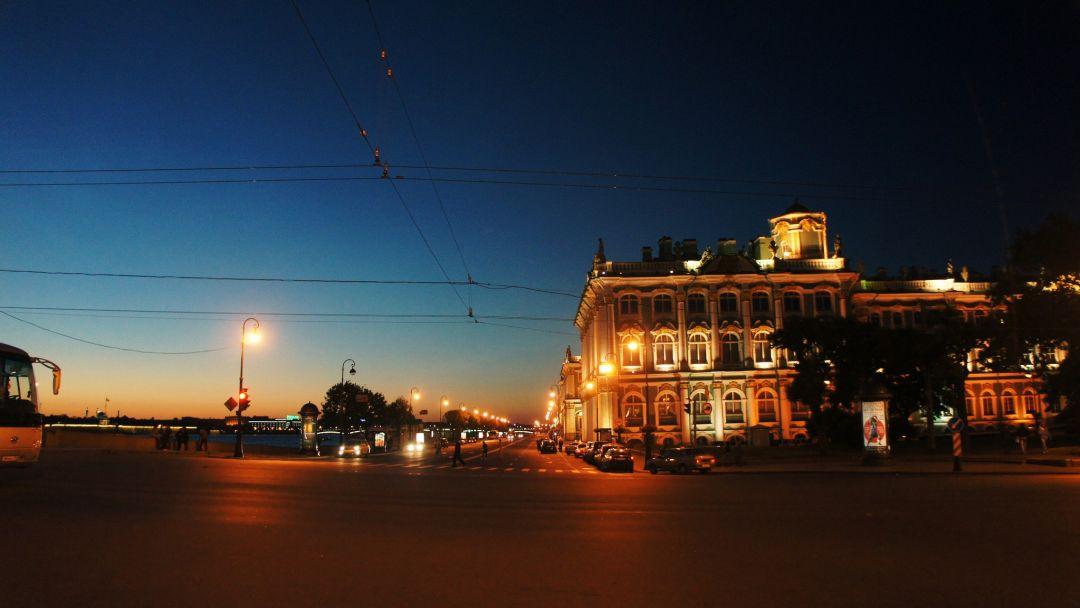 Ночная экскурсия по Санкт-Петербургу & Речная прогулка (теплоход) - фото 3