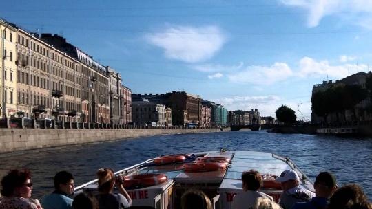 Ночная экскурсия по Санкт-Петербургу & Речная прогулка (теплоход) - фото 4