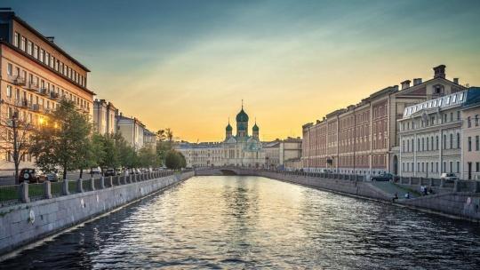 Экскурсия Эрмитаж и обзорная автобусная экскурсия по Санкт-Петербургу в Санкт-Петербурге
