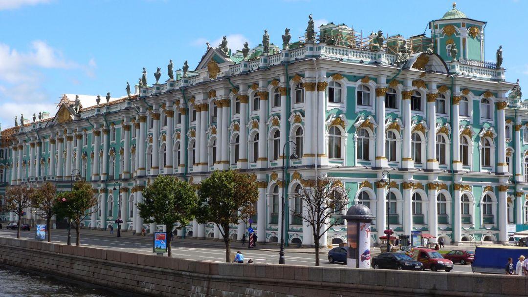 Эрмитаж и обзорная автобусная экскурсия по Санкт-Петербургу - фото 2