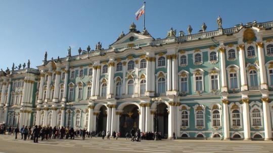 Обзорная автобусная экскурсия по Санкт-Петербург у с посещением Эрмитажа - фото 3