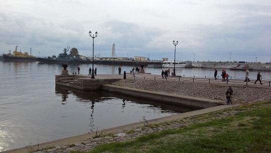 Экскурсия по форту «Император Александр I» - фото 5