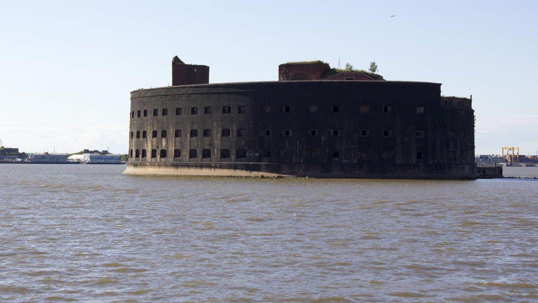 Экскурсия по форту «Император Александр I» - фото 6