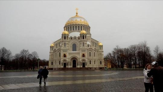 Экскурсия Автобусная экскурсия в Кронштадт + Морская прогулка в Санкт-Петербурге