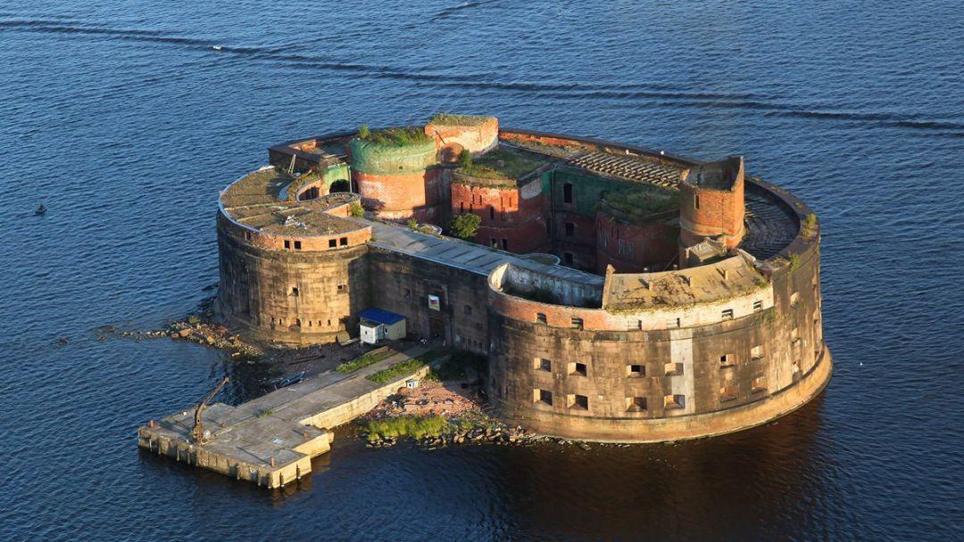 Экскурсия по форту «Император Александр I» - фото 1