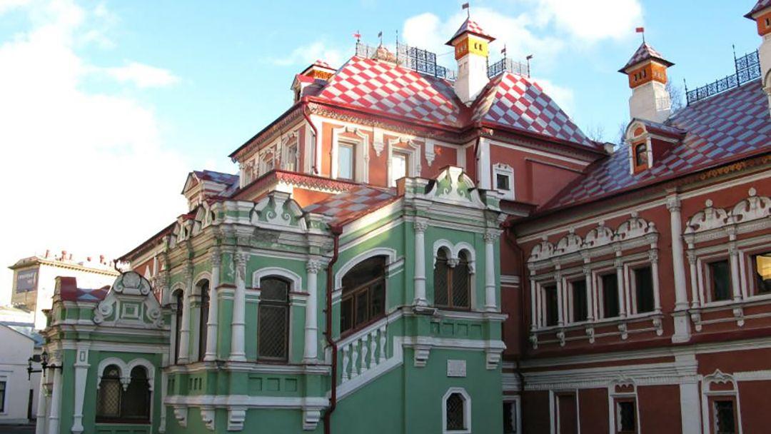 Экскурсия Архитектурная эклектика Москвы