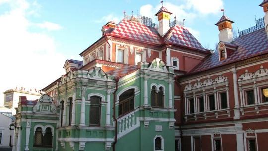 Экскурсия Архитектурная эклектика Москвы по Москве