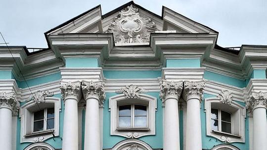 Архитектурная эклектика Москвы - фото 2