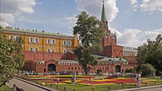 Экскурсия Вокруг стен древнего города по Москве