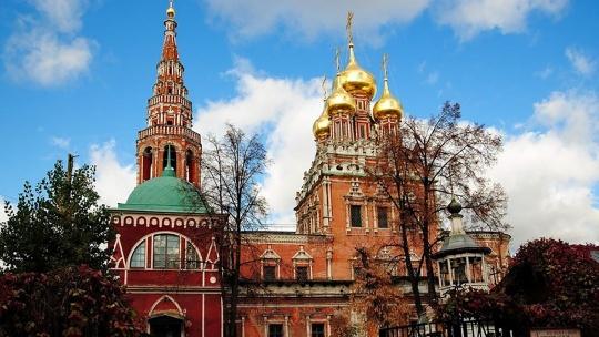Экскурсия Волшебный мир Замоскворечья по Москве