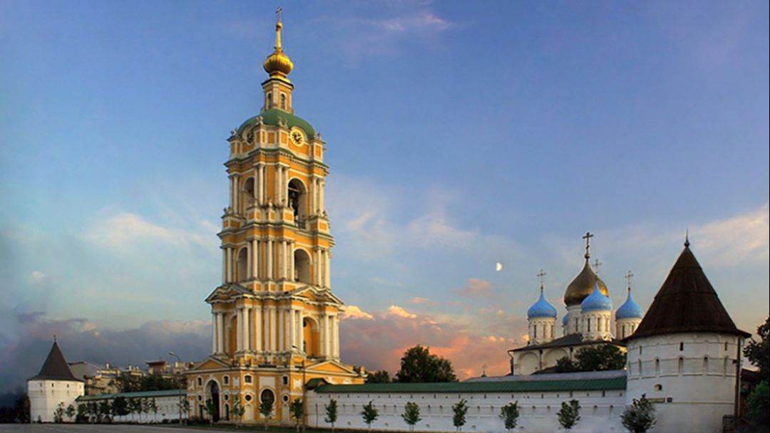 Экскурсия Древнейшие монастыри Москвы