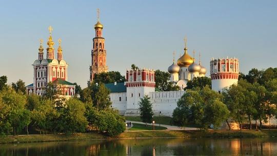 Древнейшие монастыри Москвы - фото 2