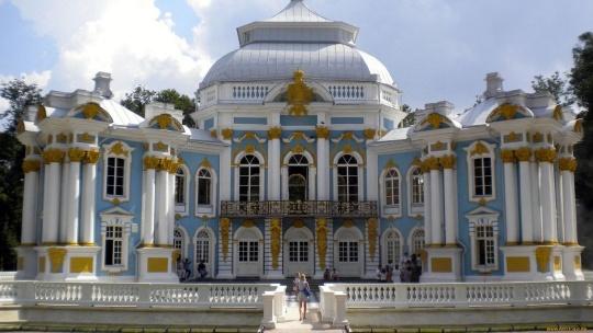 Экскурсия Пушкин(Царское Село) - Павловск (Александровский и Павловский дворцы) в Санкт-Петербурге